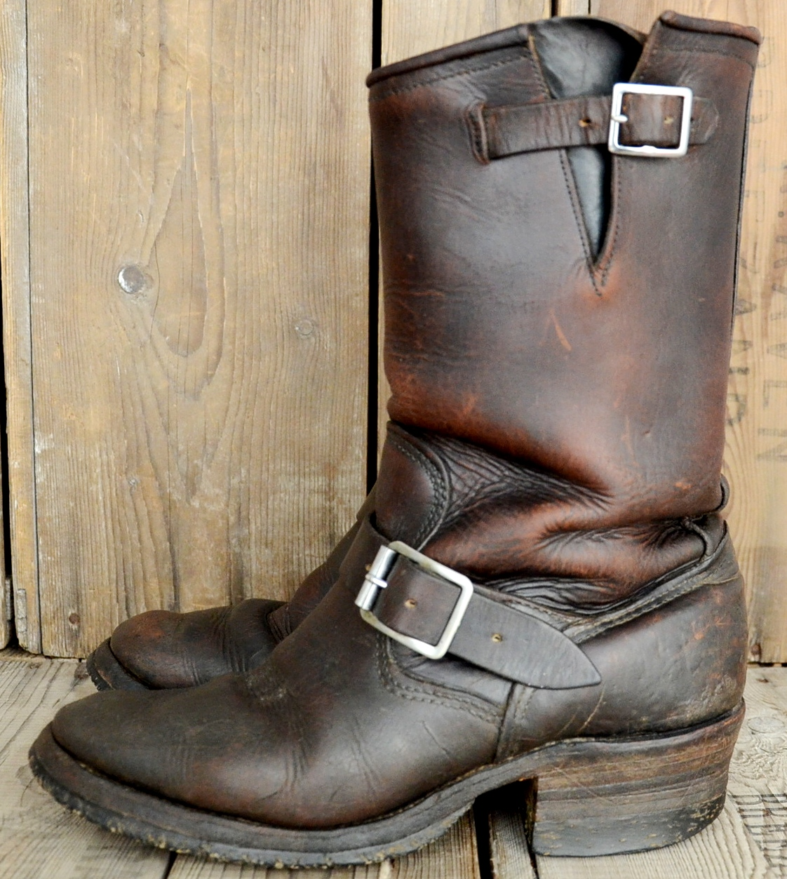 Vintage Engineer Boots: June 2013