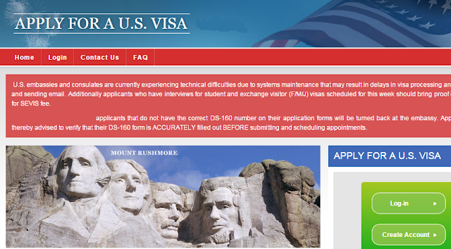 United State American Visa Ke Liye Kaise Aavedan Karen