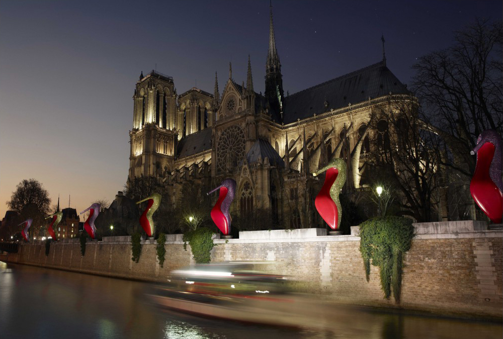 lojas christian louboutin em paris