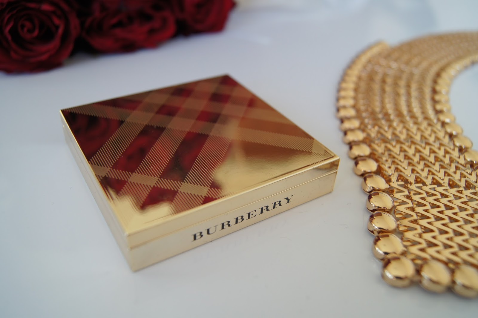 Burberry Complete Eye Palette-Limited Edition Gold