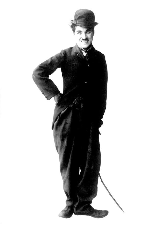 Cuando me Amé de Verdad. Charles Chaplin