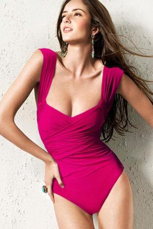 Jennifer Lopez Bikini Girl