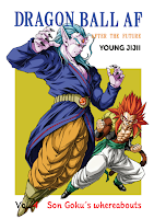 Young Jijii's Dragon Ball AF Vol. 4