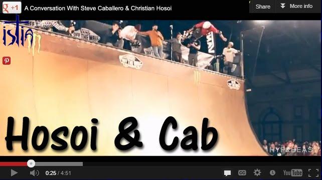 Conversation With Steve Caballero & Christian Hosoi