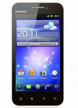 Daftar Hp Android Merk Cina Murah Dan Berkualitas Spesifikasi dan Harga Handphone Android Huawei Honor U8860