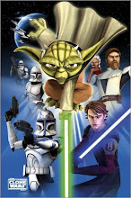 STAR WARS: THE CLONE WARS - TV SERIES (2008 - 2013)