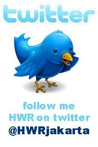 Twitter HWR Jakarta