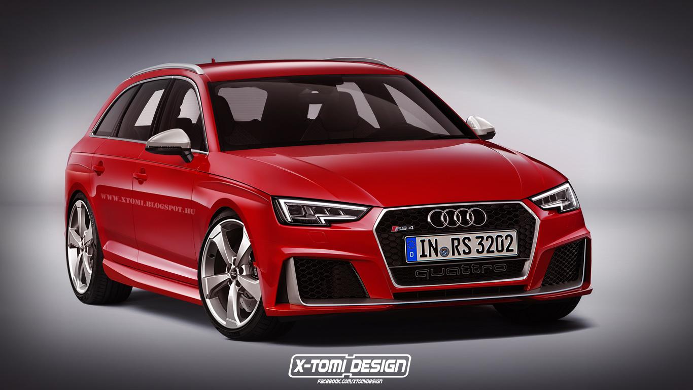Autos von morgen: 2017 Audi RS4 MyAuto24 - DAS Autoblog im ...