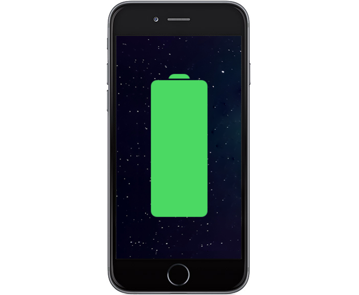 Increase the battery life of iPhone 6 and iOS 8 devices