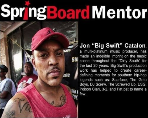 MEET LEGENDARY HTOWN PRODUCER BIGSWIFT