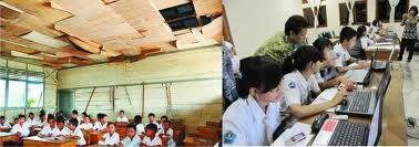 Perbedaan Pendidikan Masih Terjadi di Negara Tercinta