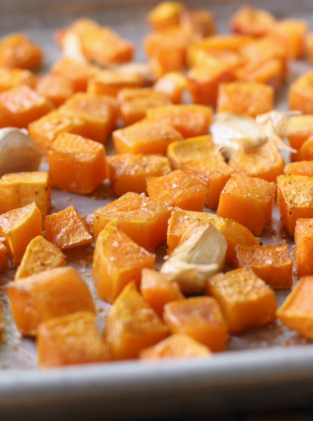 Roasted Butternut Squash with Thai Sriracha Sea Salt by SeasonWithSpice.com