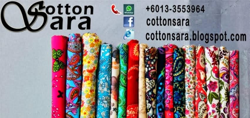 Cotton Sara
