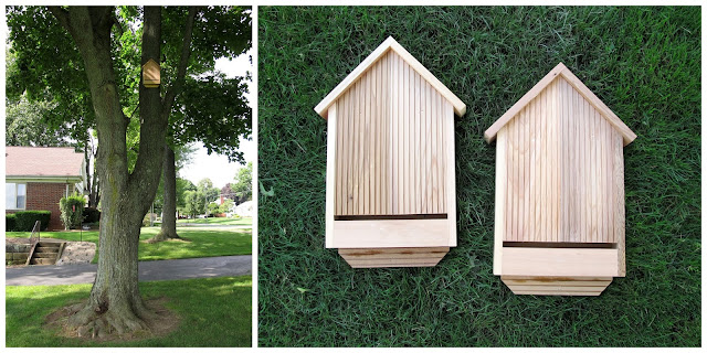 The Stephen Clan Bat Houses