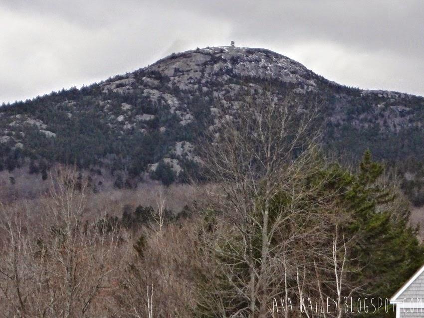 Cardigan Mountain