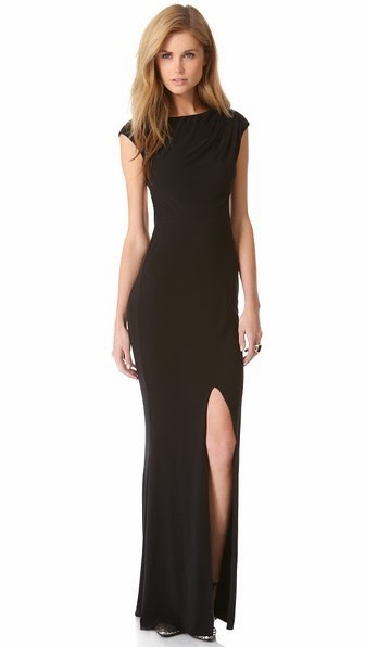 Adriana || Mermaid Maxi Dress by Rachel Zoe