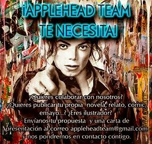 ¿Quieres formar parte de Applehead Team?