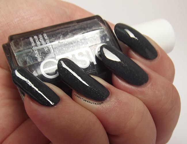 Essie Mirror Nail Polish Review - To Bend Light