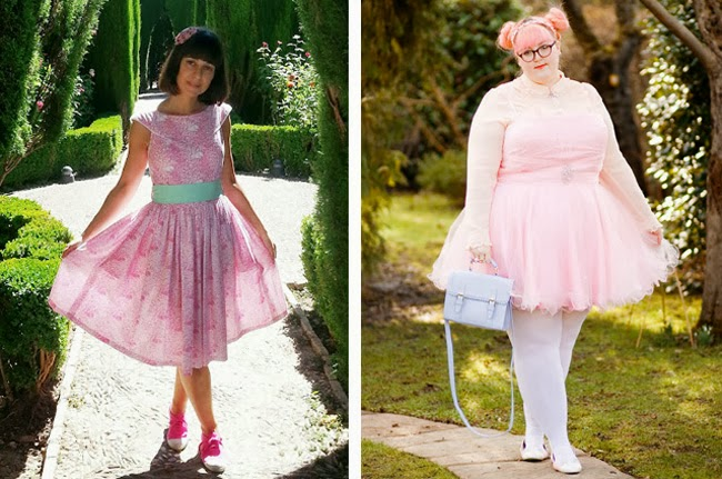 Cupcake Clothes, PInk Look, PInk Outfit, Pastell, Cute dresses