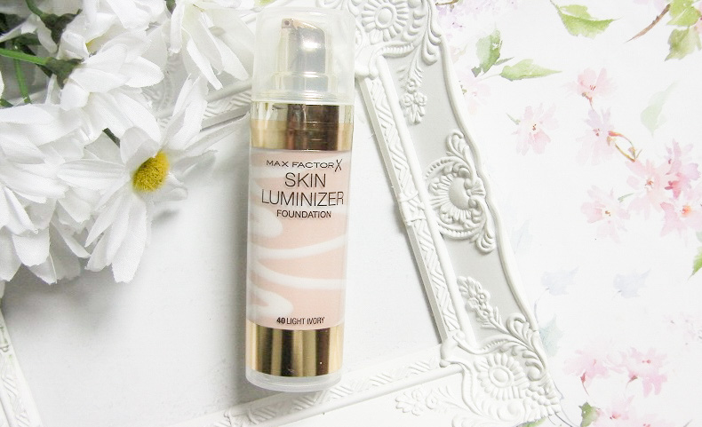 maxfactor skin luminizer foundation review