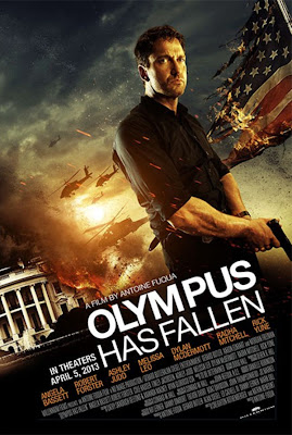 Olympus Has Fallen 2013 film movie review medium size