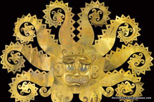 Harta Tamadun Inca di Lima