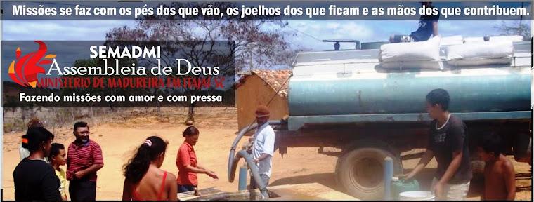 Campanha Água para o Nordeste
