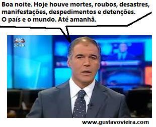 Notícias tv