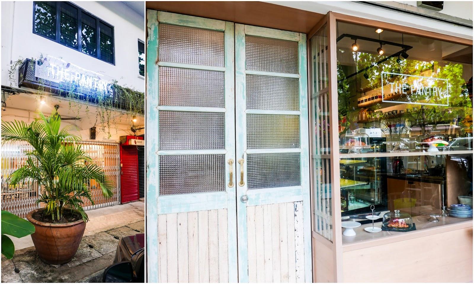 the pantry @ lorong kurau, bangsar