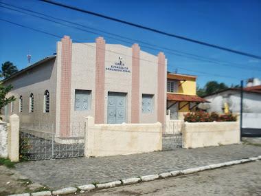 Congregação Congregacional em Lucena/PB. Pr. Luzimário e Miss. Luzimar. 18/08/13