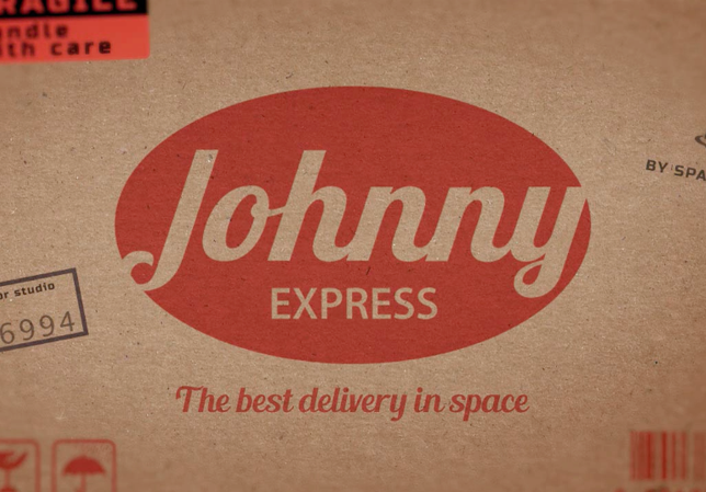 WATCH Johnny Express