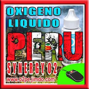 SYNERGYO2 PERU - OXIGENO LIQUIDO PERU