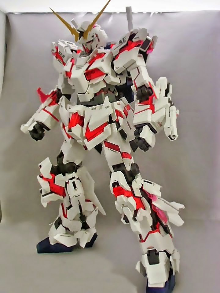 Scale model kits bandai pg so here newest pg so here it is