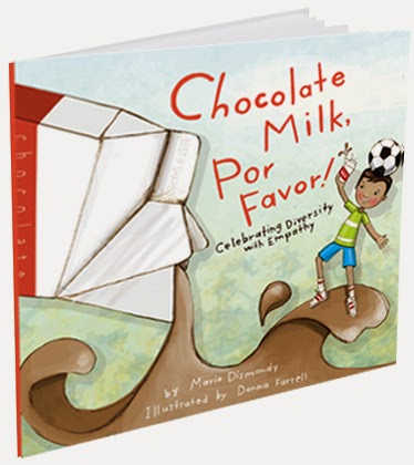 http://www.amazon.com/Chocolate-Milk-Por-Favor-Celebrating/dp/0984855831/ref=sr_1_1?s=books&ie=UTF8&qid=1425555546&sr=1-1&keywords=chocolate+milk+por+favor