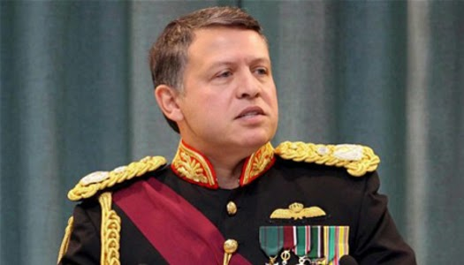 Rey de Jordania, Abdalá tercera guerra mundial
