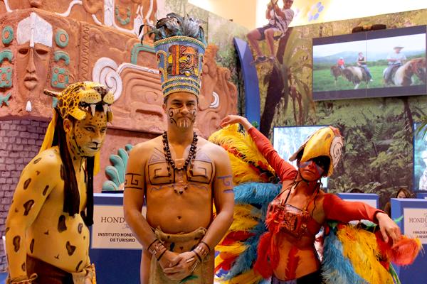 Honduras en Fitur 2012