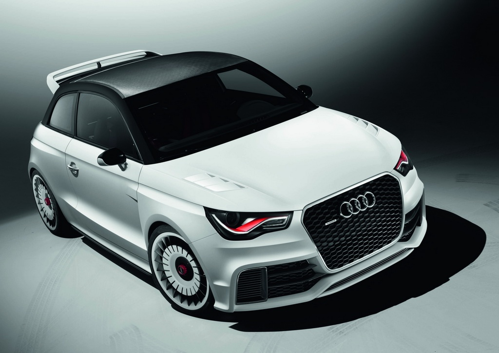 audi a1 clubsport quattro car audio system and modifications. Black Bedroom Furniture Sets. Home Design Ideas