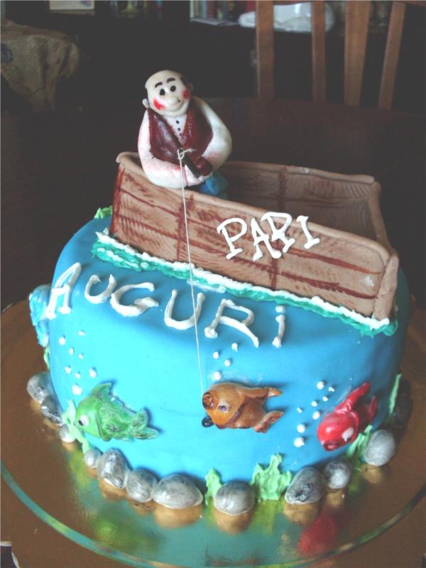 Pdz sap torta il pescatore by paneenduja pagina 1 for Barchetta da pesca