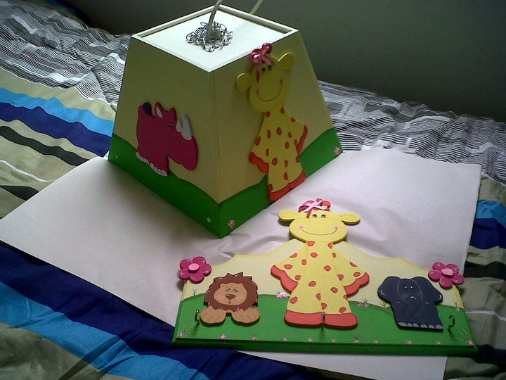 Manualidades y decoraciones: Kit de animales de la selva