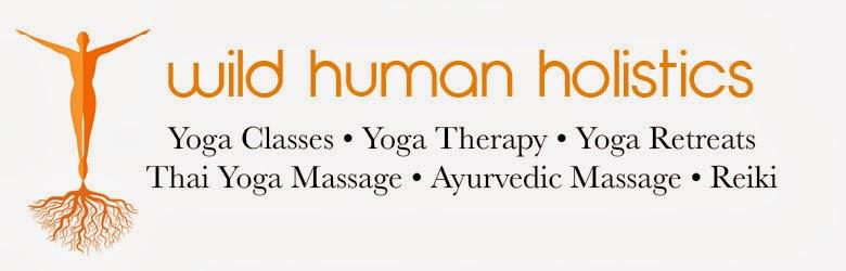 Wild Human: Yoga Lovin'