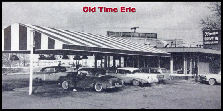 Restaurant Furniture Erie Pa : Old time erie happy days at the home drive in