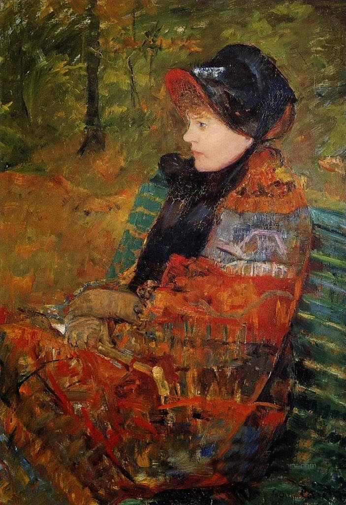 Mary Cassatt - Autunno, 1880