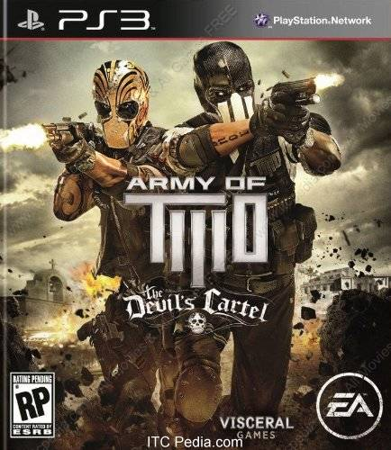 Army of Two The Devil's Cartel USA PS3 - HR