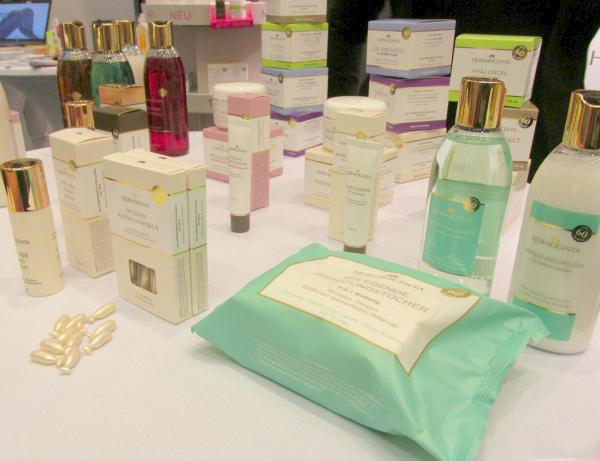Beautypress Blogger Event Mai 2014 Gesichtspflege Hormocenta