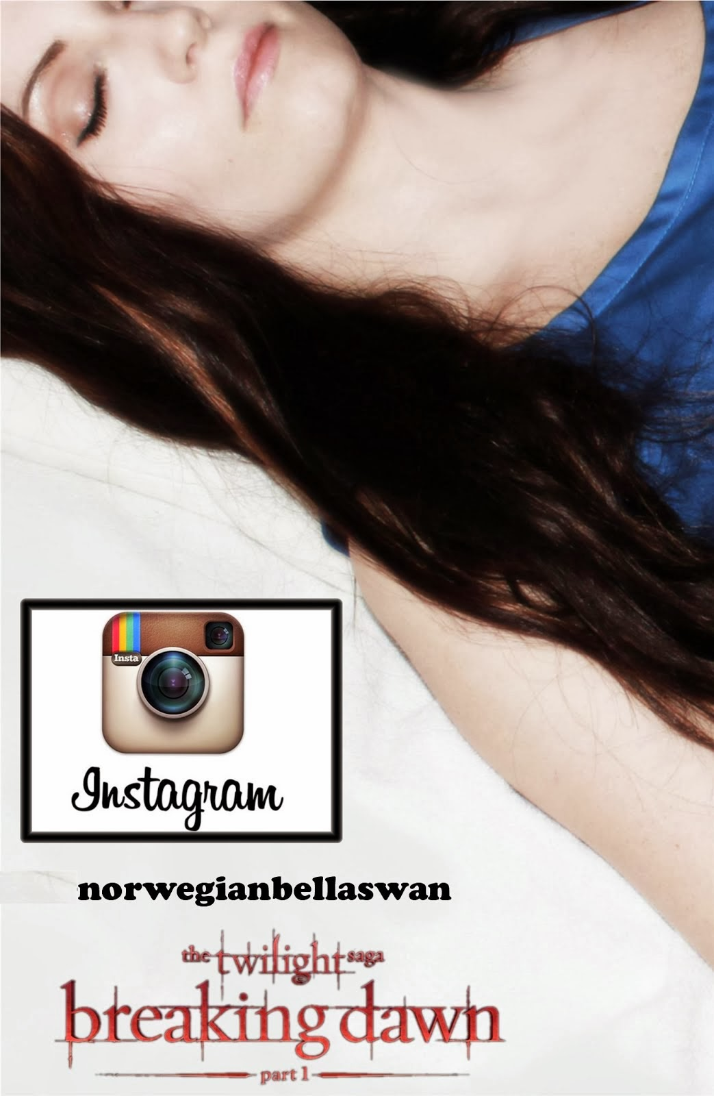 Følg meg på instagram: norwegianbellaswan