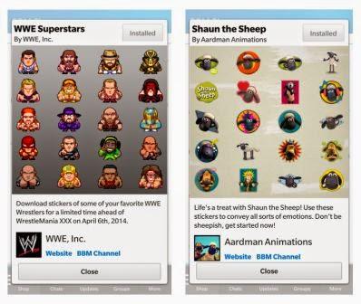 BBM versi 2.1 sudah tersedia untuk BlackBerry, Android dan Apple