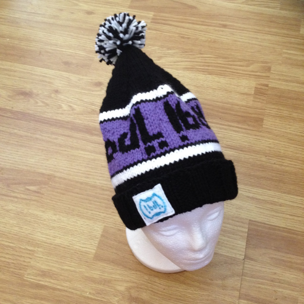 WoollyRhinoCrafts  Sporty Bobble Hats and Some Other Updates 31376cc557b