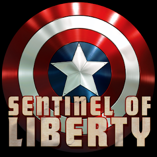 Logo Captain America: Sentinel of Liberty