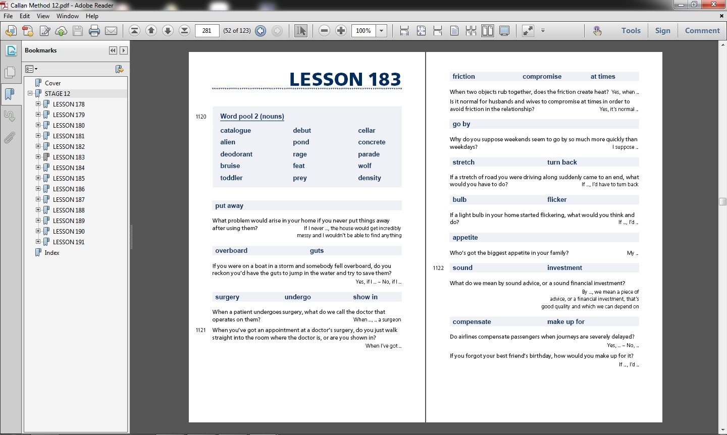 Teacher s book Stages 9 & 10