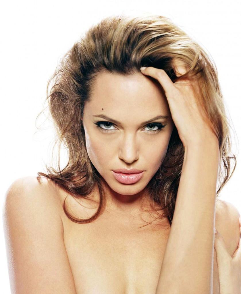 Angelina Jolie Cat Eye